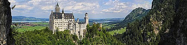 Germany is known for more than thousands of beautiful Castles and landscapes