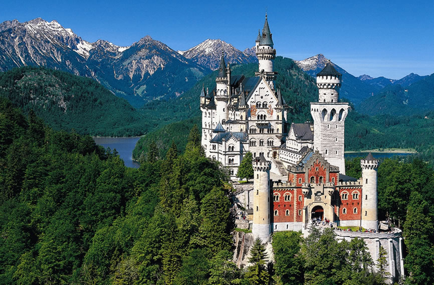 Neuschwanstein-Castle-Germany