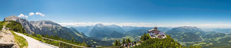 FKKTOURS map from bus station to kehlsteinhaus eagles nest top